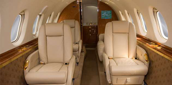 Beechcraft Hawker 750
